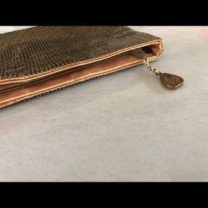 Whiting & Davis Bags - Whiting & Davis Vintage  Mesh Clutch